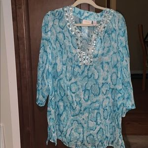 NEVER USED Plus Size Chico's Top